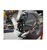 Woodcraft Complete Rearset Kit Ducati 1199 Panigale