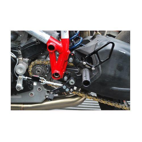 woodcraft rearset kit ducati 848 1098 1198 revzilla woodcraft rearset kit ducati 848 1098 1198