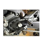Woodcraft Complete Rearset Kit Ducati Monster 696 / 796 / 1100