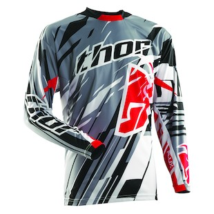 Thor Flux Shred Jersey