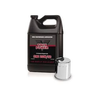 Twin Power Quick Oil Change Kit For Harley 1984-2013