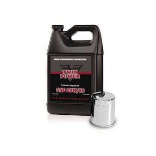 Twin Power Quick Oil Change Kit For Harley Twin Cam 1999-2015
