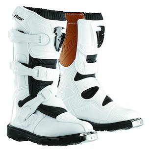 Thor Youth Blitz Boots (Size 4 Only)