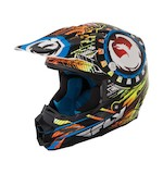 Fly Racing F2 Carbon Dragon Alliance Helmet