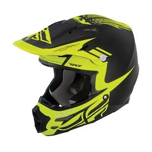 Fly Racing F2 Carbon Dubstep Helmet