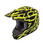 Fly Racing Kinetic Block Out Helmet