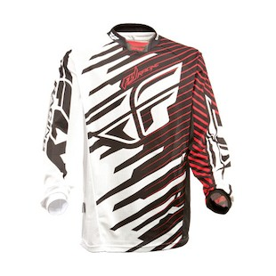 Fly Racing Kinetic Shock Mesh Jersey