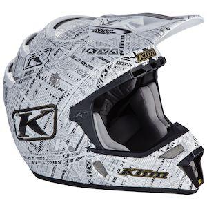 Klim F4 ECE Stealth Helmet (Size 2XL Only)