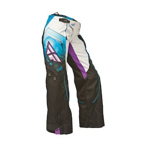 Fly Racing Dirt Kinetic Overboot Women's Pants