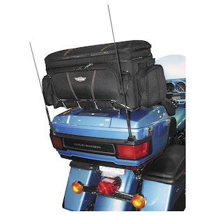T-Bags Dekker II Bag For Harley Street/Tour/Electra Glide