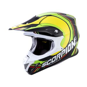 Scorpion VX-R70 Spot Helmet - (Sz XS and 2XL Only)