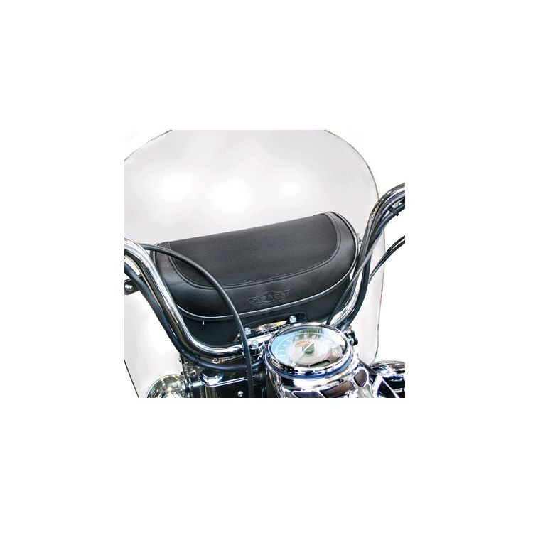 T Bags Heritage Windshield Bag For Harley Softail 1996 2017