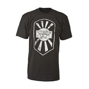 Fly Racing Badge T-Shirt