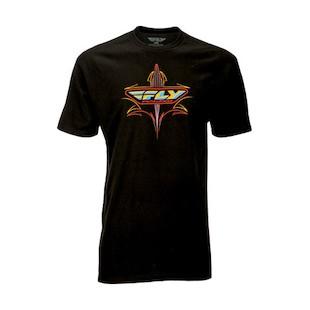 Fly Racing Pinstripe T-Shirt
