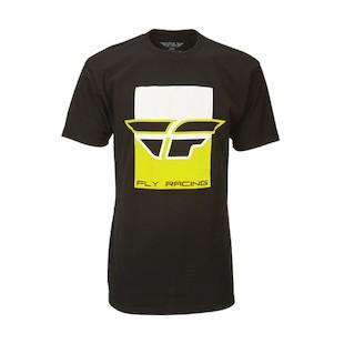 Fly Racing Color Block T-Shirt