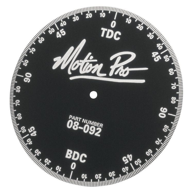 Motion Pro Degree Wheel