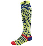 Fox Racing Women's MX Cheetah Socks