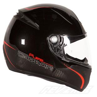 LaZer Falcon Pure Carbon Helmet