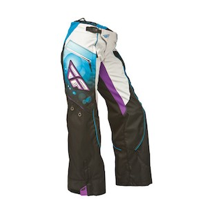 Fly Racing Girl's Kinetic Overboot Pants