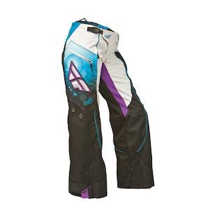 Fly Racing Girl's Kinetic Overboot Pants