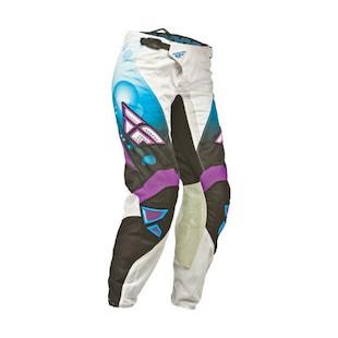 Fly Racing Girl's Kinetic Race Pants (Size 24 Only)