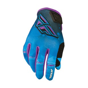 Fly Racing Girl's Kinetic Gloves