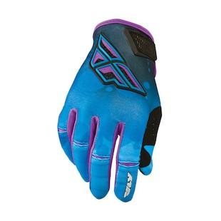 Fly Racing Girl's Kinetic Gloves