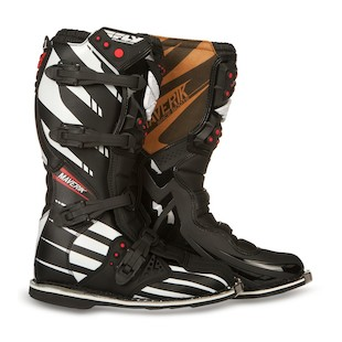 Fly Racing Maverik MX F4 Boots