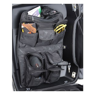 Saddlemen Tour Pack Lid Organizer For Harley Touring 2008-2013