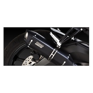 Vance & Hines CS One Black Out Slip-On Exhaust Yamaha FZ8 2008-2013