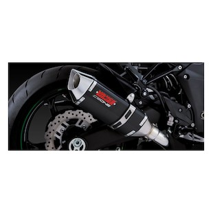 Vance & Hines CS One Dual Slip-On Exhaust Kawasaki Z1000 2011