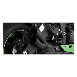 Vance & Hines CS One Urban Brawler Dual Slip-On Exhaust