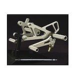 Woodcraft Rearset Kit Aprilia RS250 1990-2003
