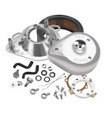 S&S Teardrop Air Cleaner Kit For Harley CV Big Twin 1993-2010