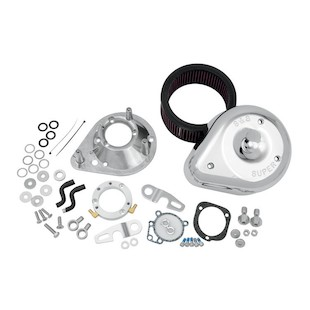 S&S Teardrop Air Cleaner Kit For Harley Sportster 1991-2016