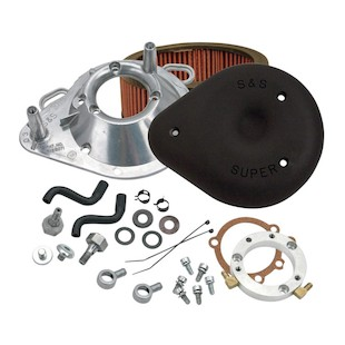 S&S Teardrop Air Cleaner Kit For Harley Big Twin 1993-2015