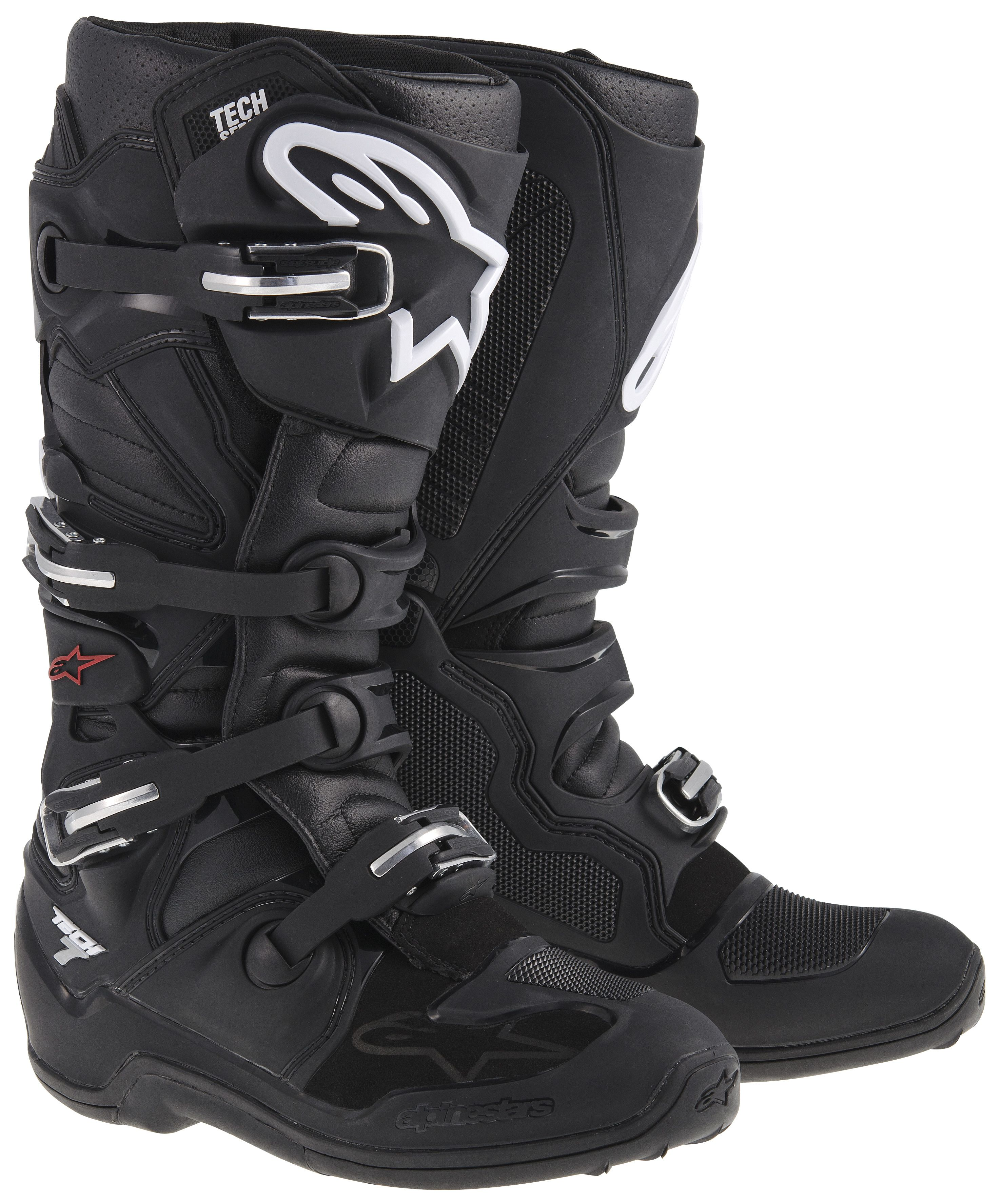 Alpine Motorcycle Gear >> Alpinestars Tech 7 Boots - RevZilla