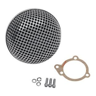 Drag Specialties Bob Air Cleaner For S&S Super E / G Carburetors