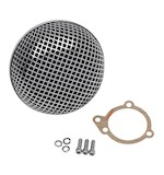 "Drag Specialties ""Bob"" Air Cleaner For S&S Super E & G Carburetors"