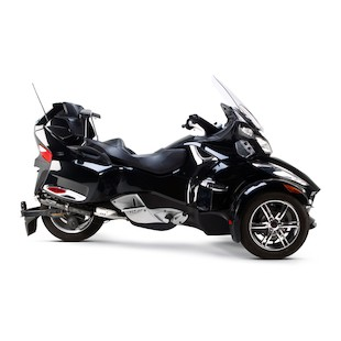 Two Brothers M-5 VALE Slip-On Exhaust Can-Am Spyder RT/S 2010-2012