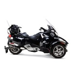 Two Brothers M-5 Black Series Slip-On Exhaust Can-Am Spyder RT/S 2010-2012