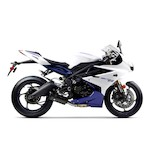 Two Brothers M-2 VALE Slip-On Exhaust Triumph Daytona 675/R 2013