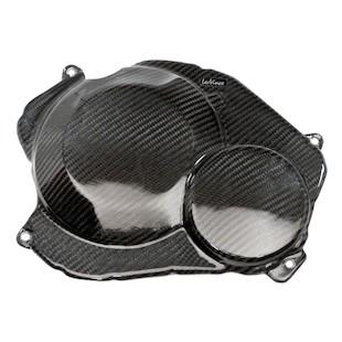 Leo Vince Carbon Fiber Clutch + Ignition Timing Cover Honda CB1000R 2008-2012