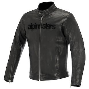 Alpinestars Black Shadow Huntsman Jacket