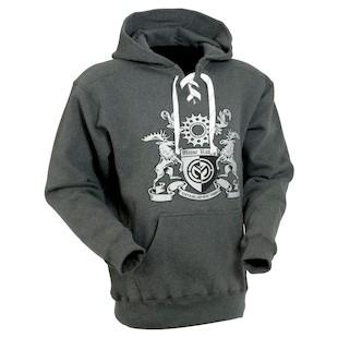 Moose Racing Coat Of Arms Hoody