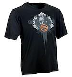 Moose Racing Grunge T-Shirt