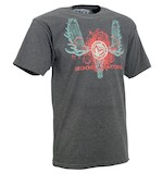 Moose Racing Skull Duggery T-Shirt
