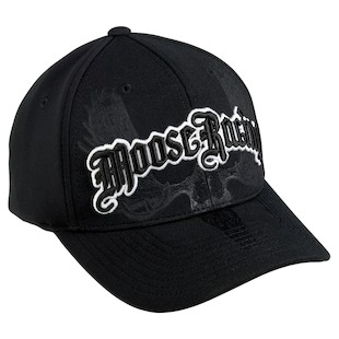 Moose Racing Skull Session Hat