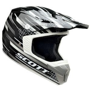 Scott 250 Race Helmet (Size SM Only)