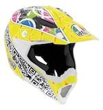 AGV AX-8 EVO Q Code Helmet